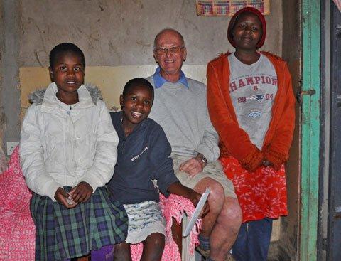 Visit to Kenya
